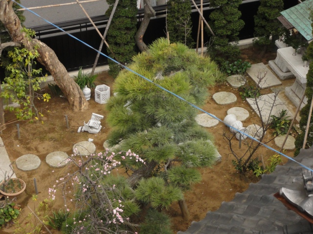 004_fallen garden lanterns in neighbor